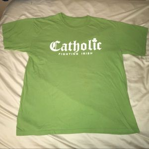 Notre Dame Catholic Fighting Irish T-Shirt